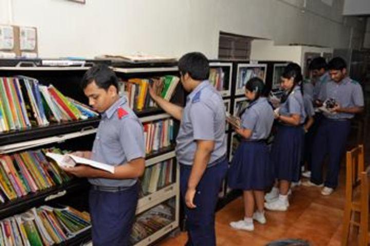 Visakha Valley School-Library