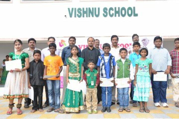 Vishnu School - Childrens Day Celebrations