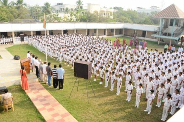 Vishnu School - Republic Day