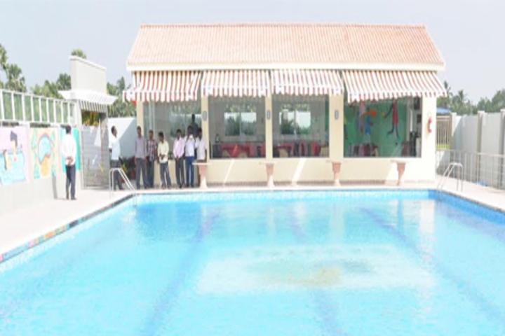 Vishnu School - Swimming Pool