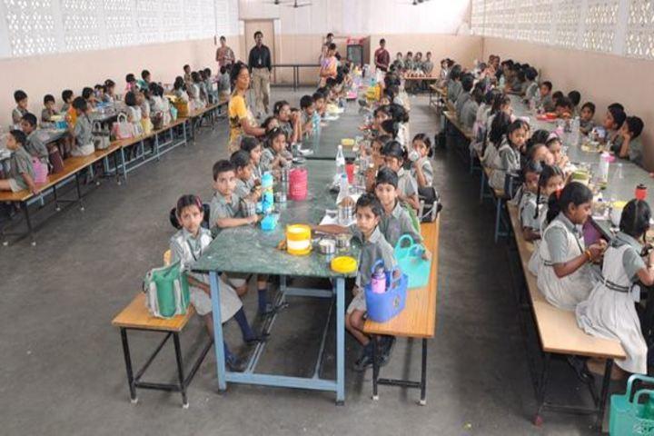 Vishnu School- Canteen