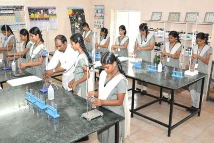 Vishnu School- Chemistry Lab