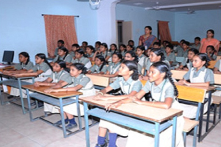 Vishnu School- Classroom