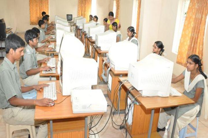 Vishnu School- Computer Lab