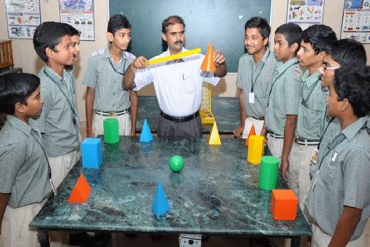 Vishnu School- Maths Lab