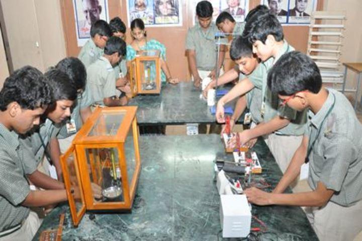 Vishnu School- Physics Lab