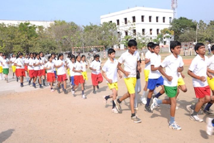 Vishnu School- Playground