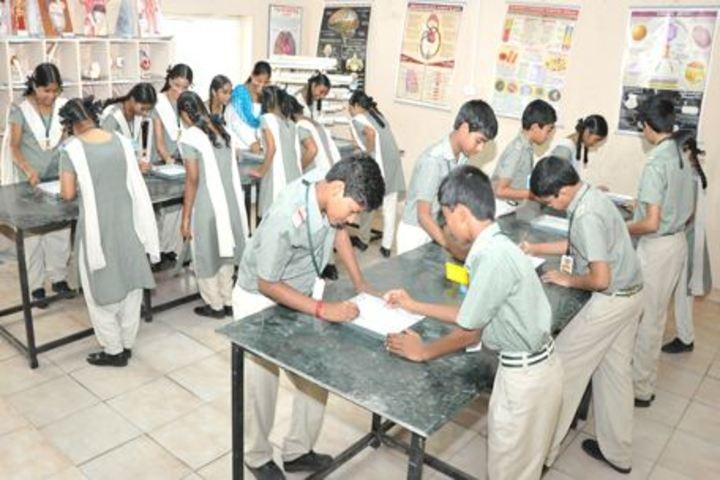 Vishnu School- Science Lab