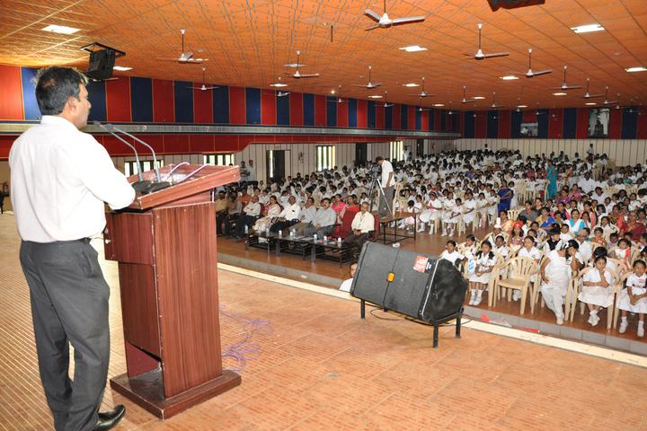 Vishnu School- Seminar