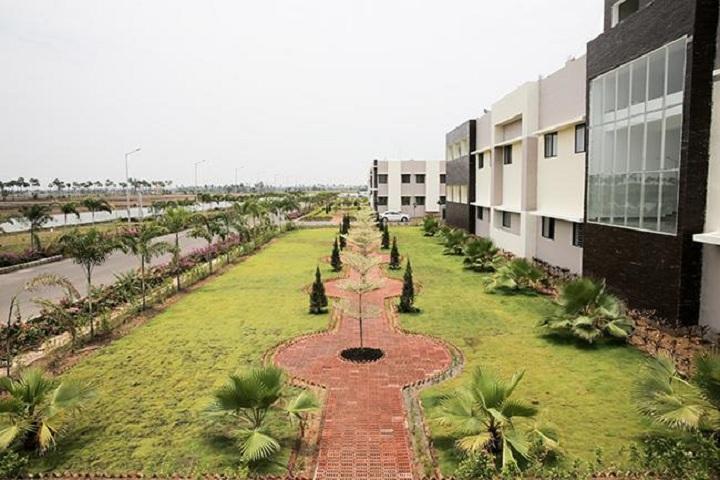 Viswabharathi Wisewoods High School- School garden