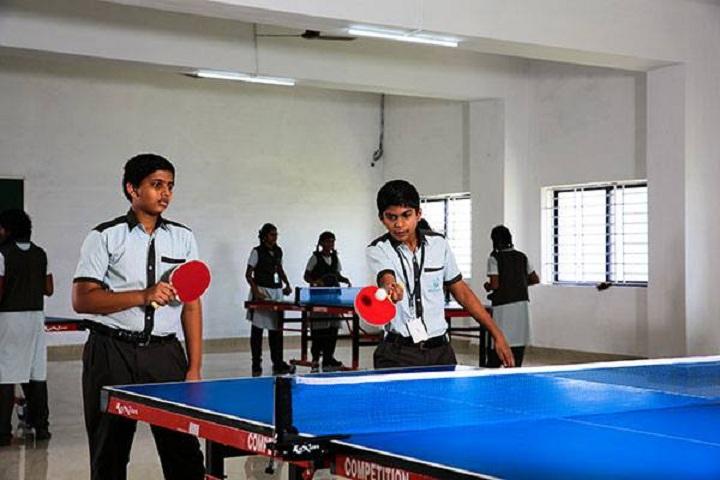 Viswabharathi Wisewoods High School- Table tennis