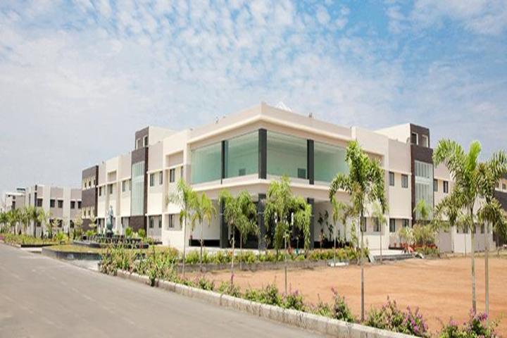 Viswabharathi Wisewoods High School- Campus View