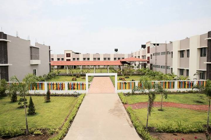 Viswabharathi Wisewoods High School- School Campus