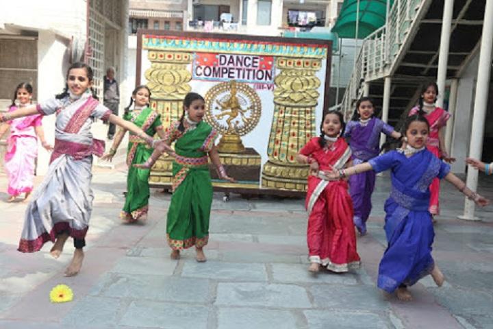 Sachdeva Public School-Dance Event 1