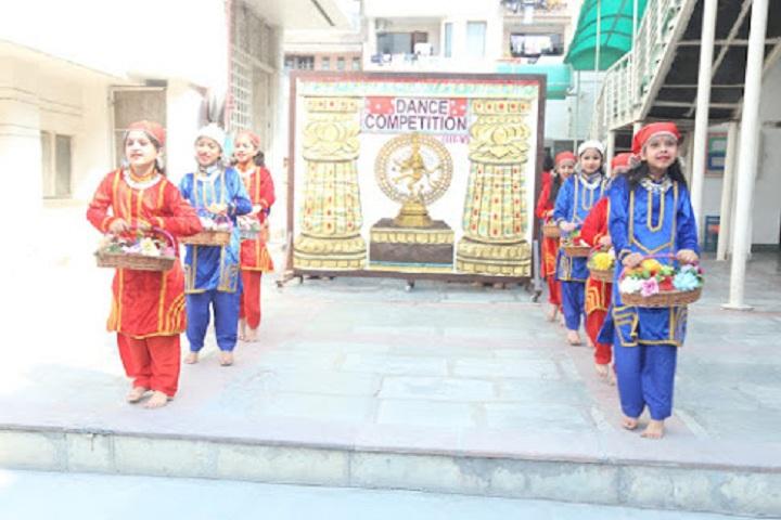 Sachdeva Public School-Dance Event