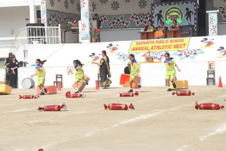 Sachdeva Public School-Event