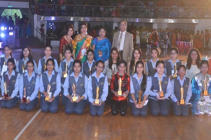 Saai Memorial Girls School-Annual Day