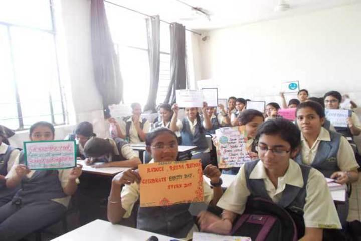 Saai Memorial Girls School-Classroom