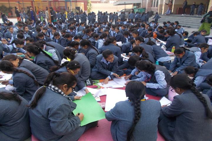 Saai Memorial Girls School-Group Studies