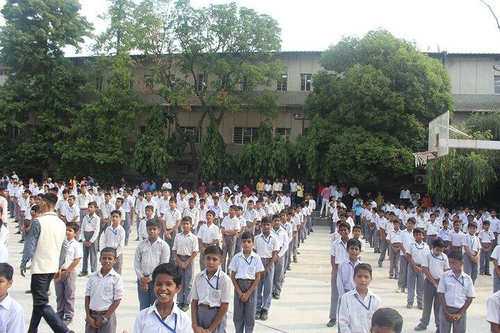 Salwan Boys Senior Secondary School- Assembly