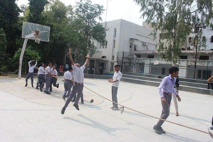 Salwan Boys Senior Secondary School- Games