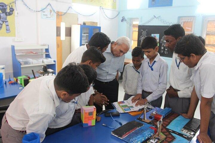 Salwan Boys Senior Secondary School-Science Exibition