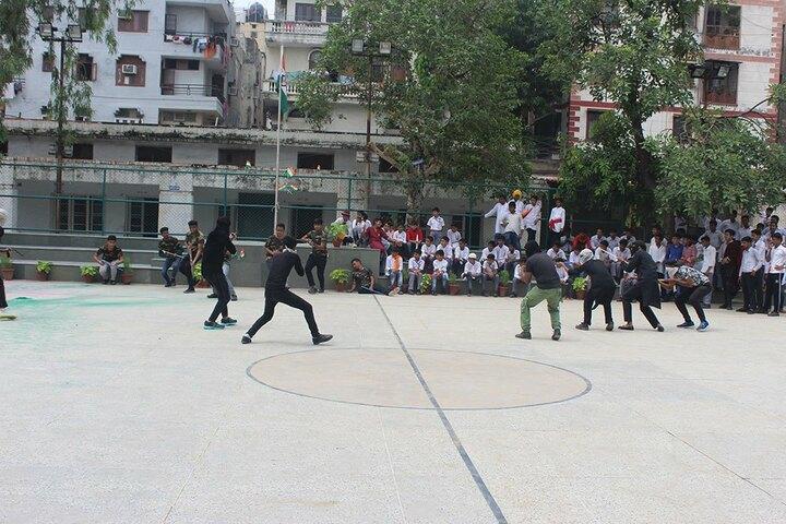 Salwan Boys Senior Secondary School-Sports