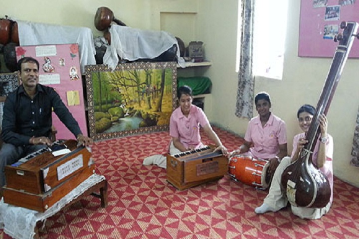 Salwan Girls Sr Sec School-Music Room