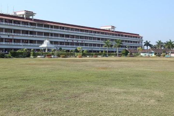Viswasanti English Medium High School-Campus View