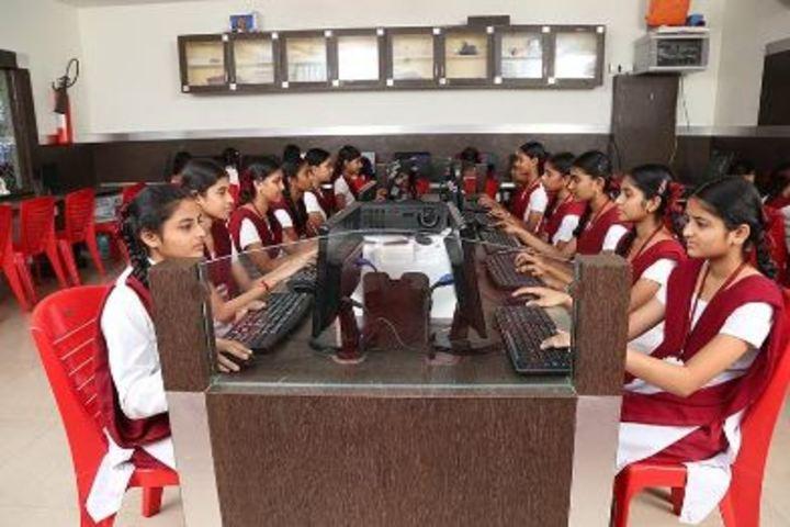 Viswasanti English Medium High School-Computer Lab