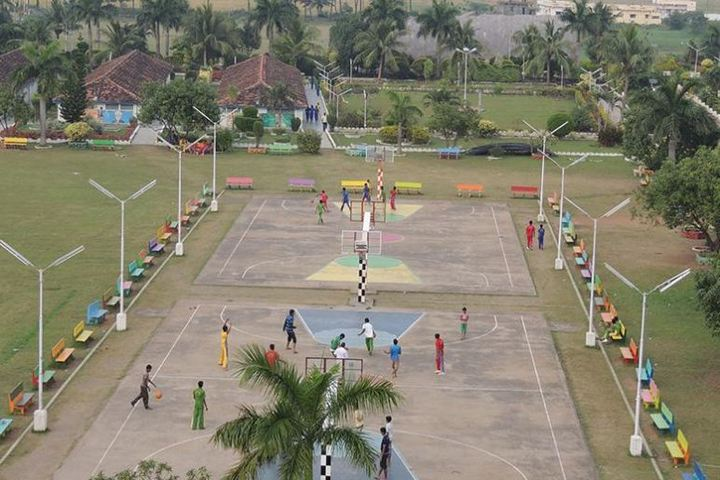 Viswasanti English Medium High School-Play Court
