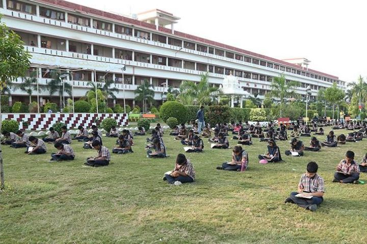 Viswasanti English Medium High School-Study Hours