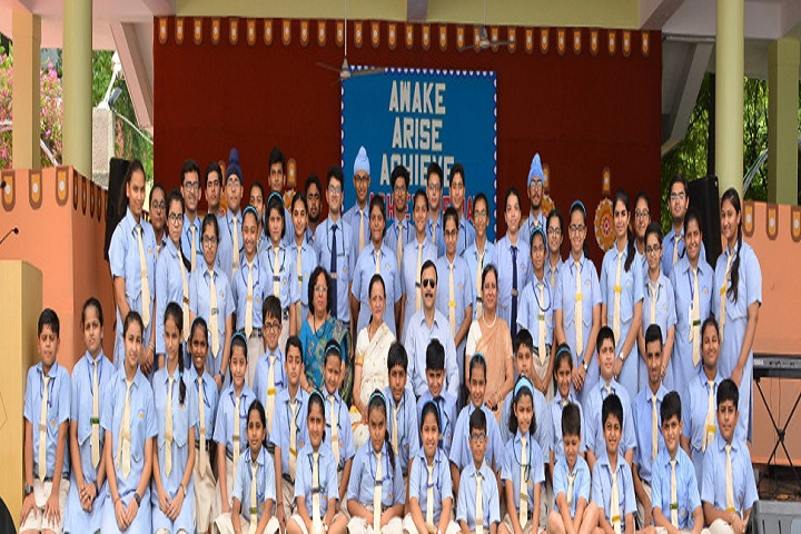 Salwan Public School-Group photo