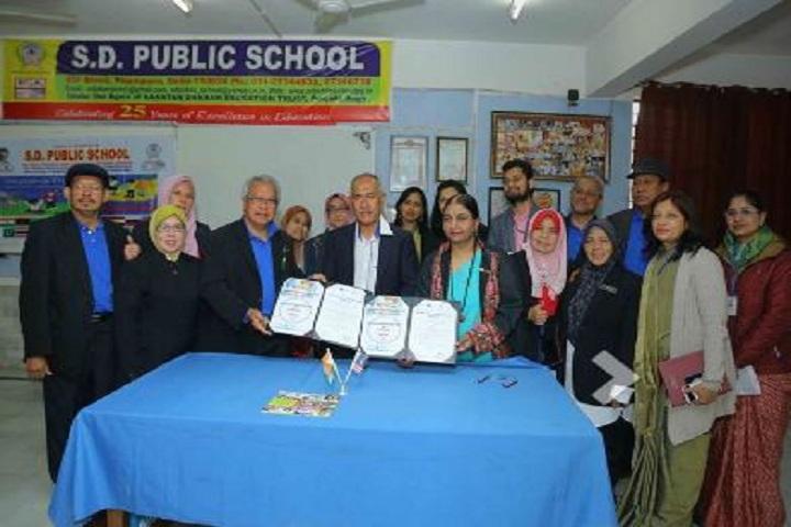 Sanatan Dharam Public School-Event
