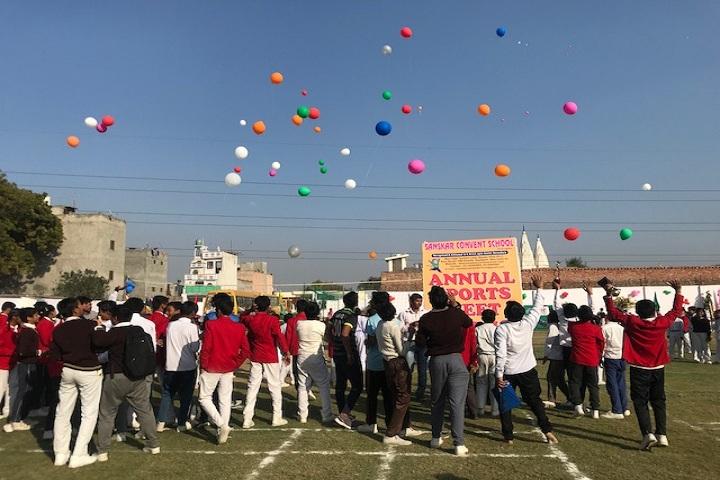 Sanskar Convent School-Annual Sports