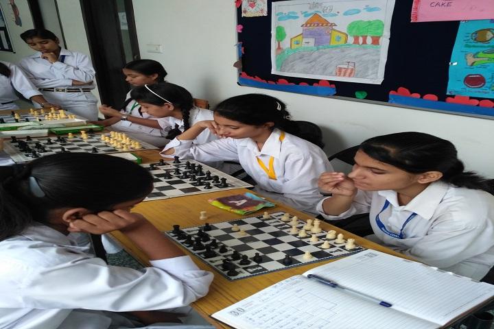 Sanskar Convent School-Chess