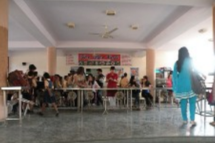 Sanskriti School-Canteen