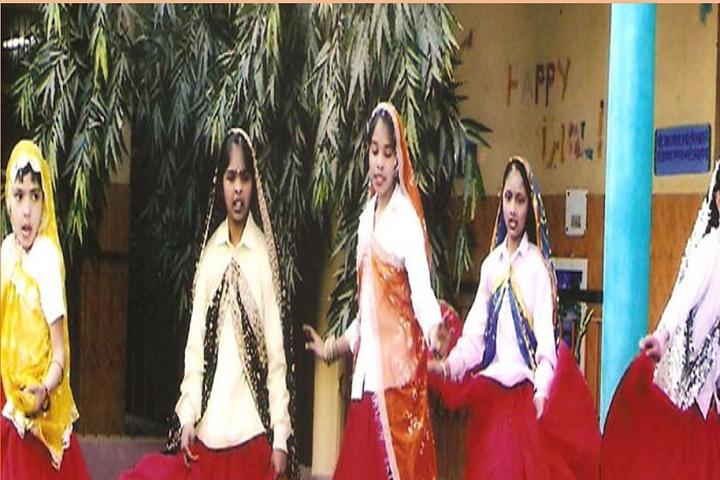 Sant Gyaneshwar Model School-Cultural Activity