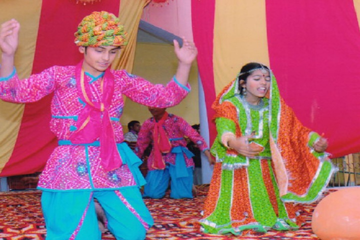 Sant Gyaneshwar Model School-Events