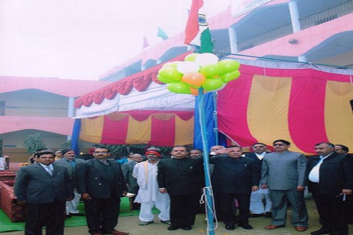 Sant Gyaneshwar Model School-Independence Day Celebration