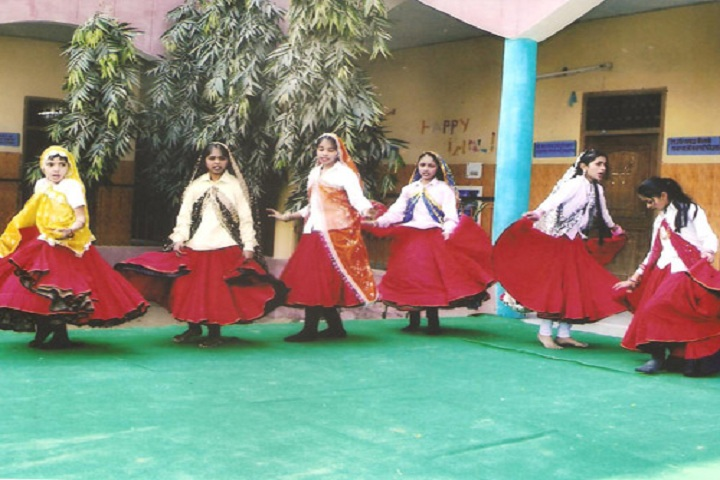 Sant Gyaneshwar Model School-cultural Fest