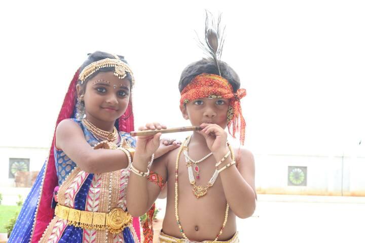 VIVA The School- Krishnashtami