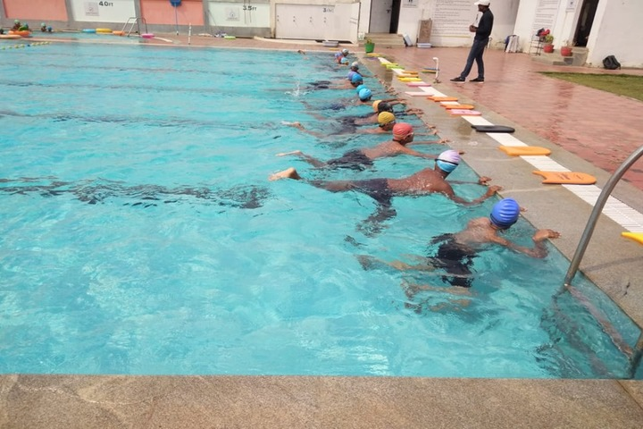 VIVA The School- Swimming Pool