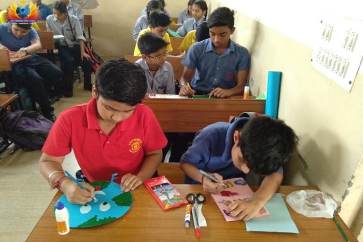 Sant nirankari public school avtar enclave-Activity