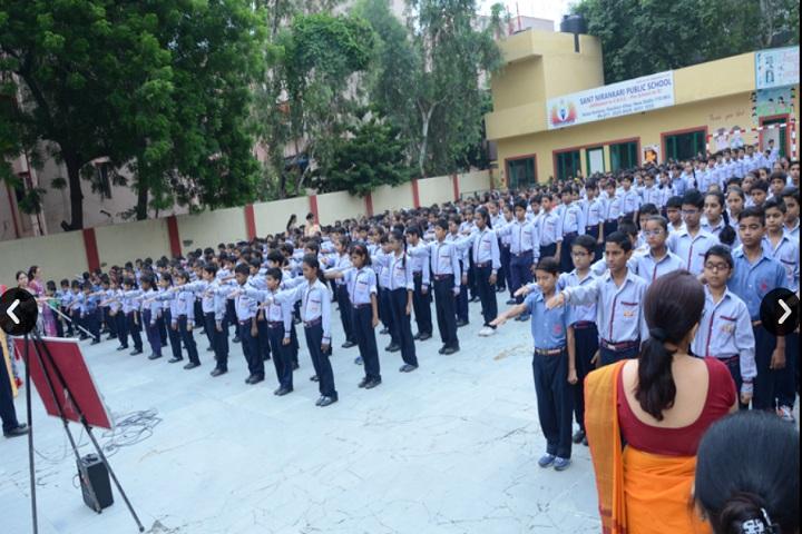 Sant nirankari public school avtar enclave-Assembly