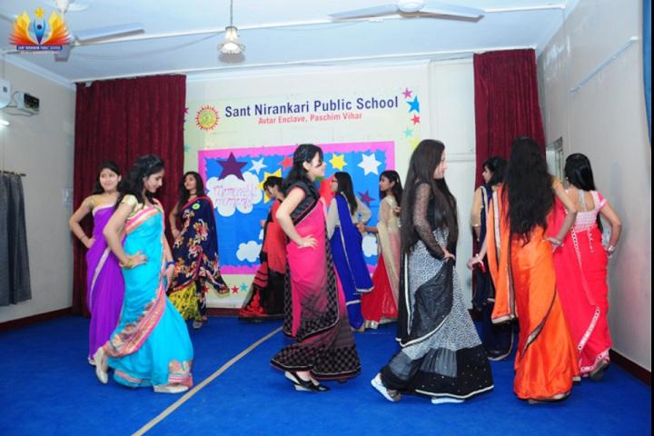 Sant nirankari public school avtar enclave-farewell