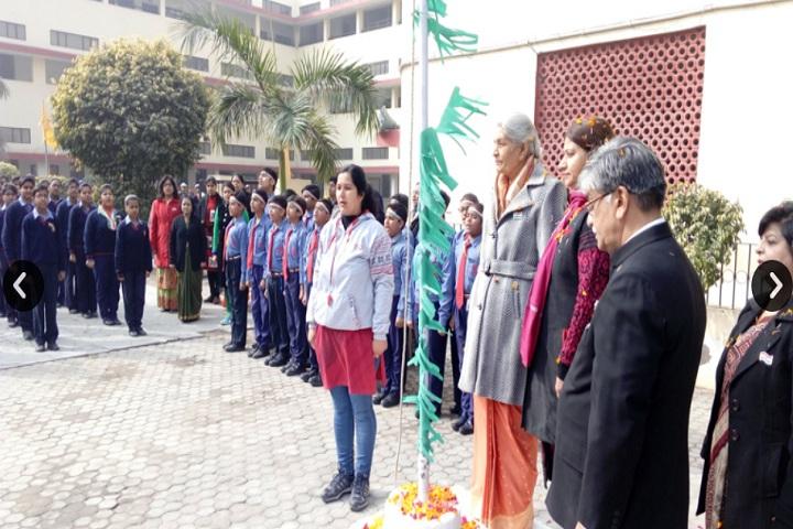 Sant nirankari public school avtar enclave-republic day