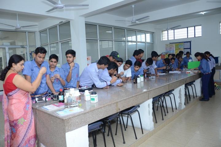 Sant nirankari public school avtar enclave-science lab