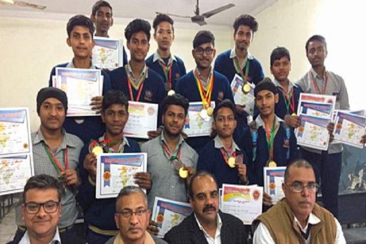 Sant Nirankari Boys Senior Secondary School-Achievements