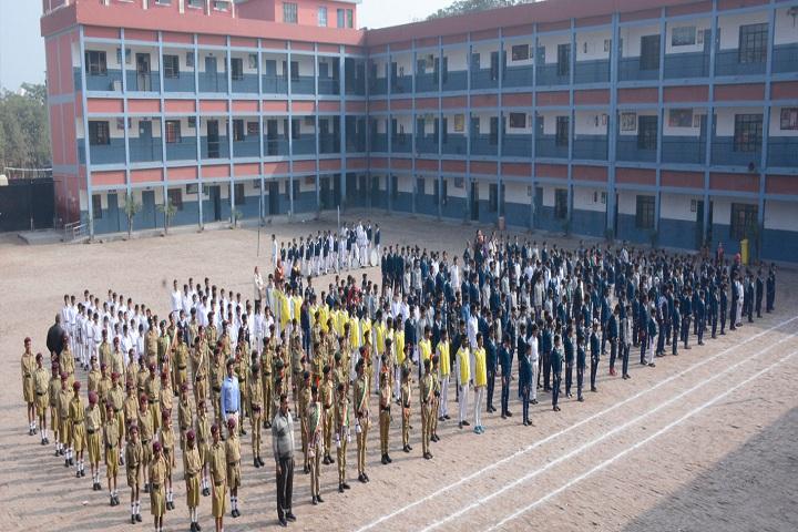 Sant Nirankari Boys Senior Secondary School-Assembly